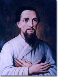Santo Pierre-Philibert Maubant (Sumber: snipview.com)
