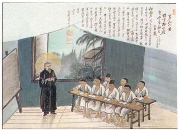 Santo Jacques-Honoré Chastan (Sumber: cbck.or.kr)