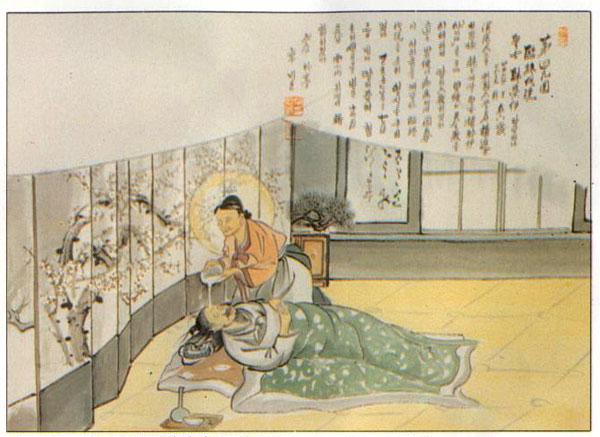 Santa Magdalena Han Yong-i (Sumber: cbck.or.kr)